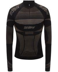 MISBHV 'sport Active Classic' Performance T-shirt Black