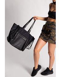 DIESEL 'sofhia' Shopper Bag - Black