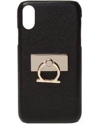Ferragamo Iphone Xr Case - Black