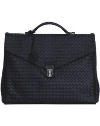 Bottega Veneta - Intrecciato Briefcase - Lyst