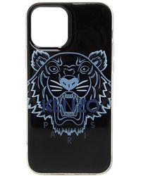 KENZO Iphone 12/12 Pro Case Unisex Black