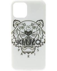 KENZO Iphone 11 Pro Case Unisex White