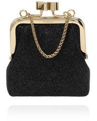 Furla '1927' Hand Bag Black