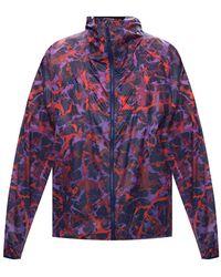 Nike 'acg' Patterned Jacket Multicolour