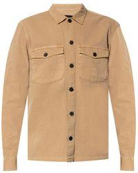AllSaints 'spotter' Shirt - Natural