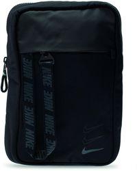 Nike One-shoulder Backpack With Logo Black