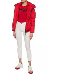 DIESEL Body With Logo Red