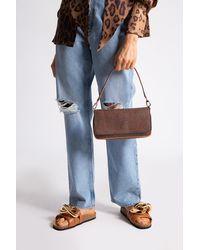 Etro 'sottobraccio' Hand Bag Brown