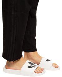 adidas Originals 'adilette Lite' Slides - White