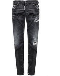 DSquared² 'slim Jean' Jeans - Black