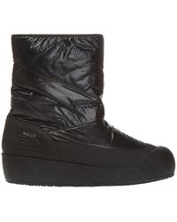 Bally 'cuper' Padded Snow Boots - Black