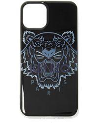 KENZO Iphone 11 Pro Case Unisex Black