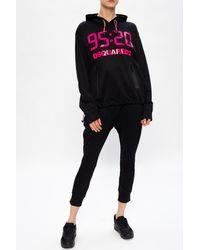DSquared² Sweatshirt 25th Anniversary Collection - Black