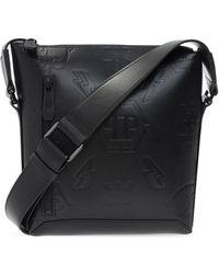 Philipp Plein - Shoulder Bag With Logo - Lyst
