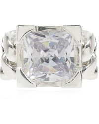 Bottega Veneta Ring - Metallic