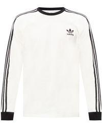 adidas Originals Long Sleeve T-shirt White
