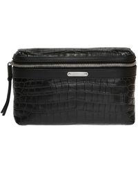 Saint Laurent City' Waist Bag - Black
