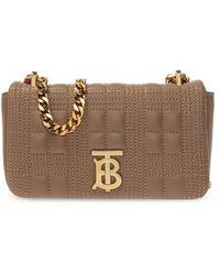 Burberry 'lola' Shoulder Bag Brown