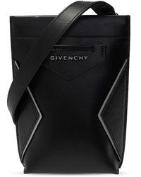 Givenchy Shoulder Bag With Logo Black
