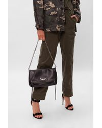 Zadig & Voltaire 'rocky' Shoulder Bag Black