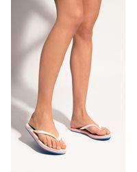 Kate Spade 'fiji' Flip-flops - Multicolour