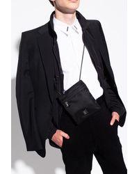 Givenchy Shoulder Bag With Logo - Black