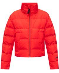 Reebok X Victoria Beckham Quilted Jacket - Red