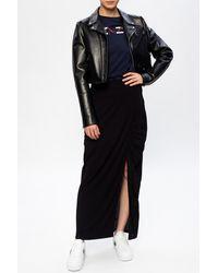 McQ Maxi Skirt Black