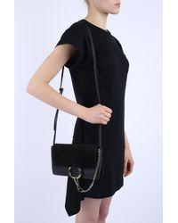 Chloé - Faye Bag Tote Small Black - Lyst