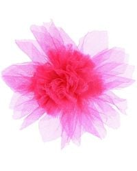 Undercover Flower Brooch - Pink