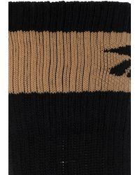Reebok X Victoria Beckham Cotton Socks Black