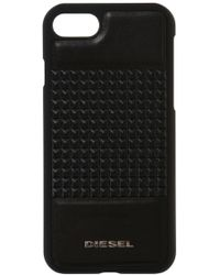 DIESEL - Leather Iphone 7 Case - Lyst