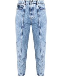 IRO High-waisted Jeans Blue