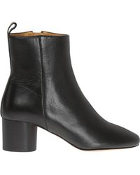 Étoile Isabel Marant - 'deyissa' Heeled Ankle Boots - Lyst