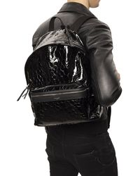 Saint Laurent 'city' Backpack Black