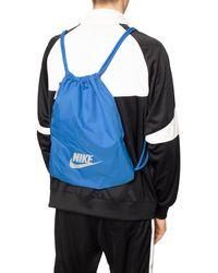 Nike Bucket Backpack Blue