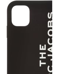 Marc Jacobs Iphone 11 Case Unisex Black