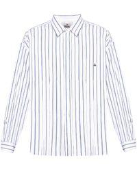 Vivienne Westwood Oversize Shirt - White