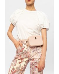 Furla 'sleek' Belt Bag - Natural