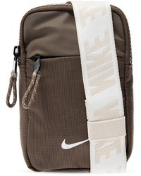 Nike Branded Belt Bag Green