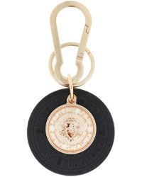 Balmain Key Ring With Charms - Multicolour