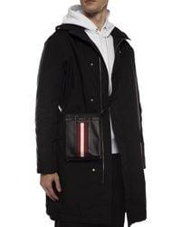 Bally 'huya' Shoulder Bag Black