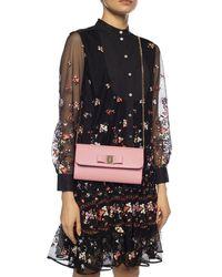 Ferragamo Vara Bow Mini Bag - Pink