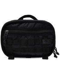 Nike Branded Belt Bag Black