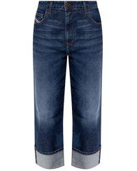 DIESEL 'D-Reggy' Jeans - Blue