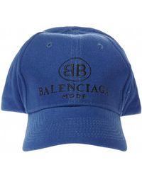 Balenciaga - Embroidered Logo Baseball Cap - Lyst