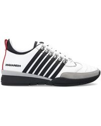 DSquared² '251' Trainers White