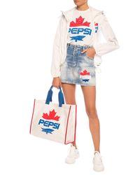 DSquared² X Pepsi White