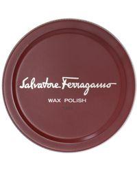 Ferragamo Shoes Wax - Brown