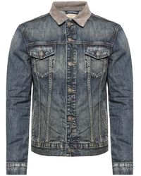 AllSaints 'indeep' Denim Jacket - Blue